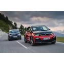 Nye BMW i3 og helt nye BMW i3s: Mer elektrisk kjøreglede fra BMW