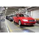 Volvo V70 tar ett värdigt farväl