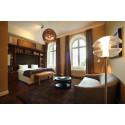 Suite at Lydmar Hotel, Stockholm, by Stylt Trampoli
