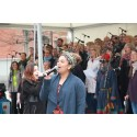 Sång för mångfald i Umeå för fjärde året