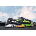 Marknadens starkaste erbjudande för långväga bussresor - Europas största expressbussföretag FlixBus förvärvar Swebus