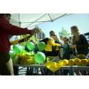 Handbollsföräldrar, fotbollsungar och tennisbarn enas i skräpplockning i helgen