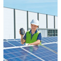 Work safely on photovoltaic systems