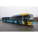 Nye MAN ledbusser baner vej for effektiv passagertransport