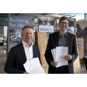 Nytt hållbart energisamarbete mellan GoCo Health Innovation City och Mölndal Energi