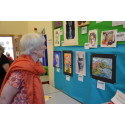 Adult learners display their creative talent at summer exhibition