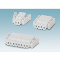 White PCB terminal blocks for LED applications