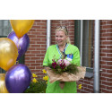 Jessica Sandman vinnare av Omsorgspriset
