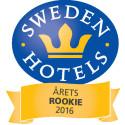 Sweden Hotels Awards 2016 - nomineringar Årets Rookie 2016