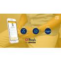 Tinder for erhvervslivet: Ny app gør det nemt at netværke på Folkemødet