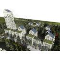 Järfällahus planerar tillsammans med Tornet 500 klimatsmarta bostäder på Söderhöjden