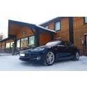 Premiär för Tesla Destination Charger i Sälen