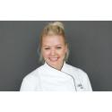 Isabell Seger står för måltiden