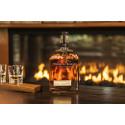 Woodford Reserve är en bredaxlad bourbon som är snällare än tomten