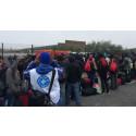 Rivningen av lägret i  Calais: otydlighet orsakar oro för psykisk hälsa