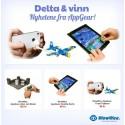 Påfylt salg og verdensnyheter fra AppGear!