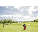 Golfhuvudstaden inleder samarbete med internationellt golfvarumärke