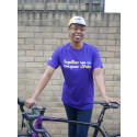 East London stroke survivor and blogger set to tackle Thames Bridges Bike Ride