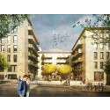 Kod Arkitekter ritar ByggVestas kvarter i Ulleråker
