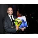 Jesper Henryson utsedd till årets hotelldirektör i Scandic President's Awards