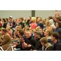 Publik på Nordic Outdoor 2013