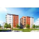 Idag kan du anmäla intresse för lägenheter på Nordanby Äng, Västerås