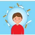 Rökavvänjning (att sluta röka): Hur behandlas det med läkemedel?