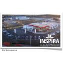 Inspira stärker helhetsupplevelsen av Björkmans Bils nya KIA-anläggning