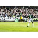 Stadium tecknar avtal med fotbollsklubben GAIS