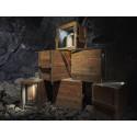 Idag: Mikael Damberg och Christer Fuglesang spränger igång ny gruvutställning på Tekniska museet