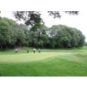 Golf i välgörenhetens tecken