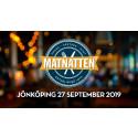 Populärt krogsafari satsar i Jönköping 27 september!