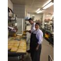 Italienska kockar  gästspelar på Alley Rose