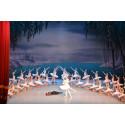 St Petersburg Festival Ballet till Sverige med Svansjön och Nötknäpparen   - extraföreställning i Stockholm