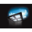 NOVA Quadro-sættene fra ESYLUX - LED belysning til systemlofter: