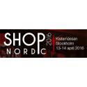 Systemtext ställer ut på Shop Nordic
