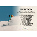 Burton Mountain Festival 2017 !