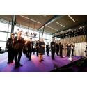 Nye Bergen lufthavn Flesland offisielt åpnet