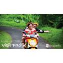 Resemässan Visit Pacific  och 25-års jubileum i pipeline för Tour Pacific 2018