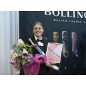Ulrika Ferlin är årets kvinnliga vinkypare