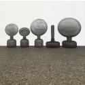 Plock av Carina Seth Andersson – ny glasutställning hos Konsthantverkarna