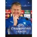 Hareide fortsetter i UEFA Champions League