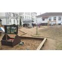 Mer hållbara och hälsosamma förskolegårdar med ekosystemtjänster