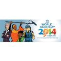 Verdens radiodag for flere kvinnestemmer