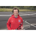 National charity serves up free tennis sessions in Prestwich