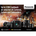 ​Panasonic Announces Imaging Winter Cashback Offers