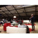 Bip Thelin, CTO på Kivra, blev inbjuden att prata om hur Kivra använder Riak på en meetup i Dublin