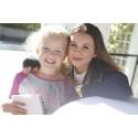 Glädjeyra när 1800 sjuka barn får träffa sina idoler på Liseberg
