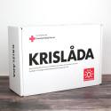 SmartaSaker har tagit fram en krislåda som säljs till förmån för Röda Korset