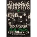 Dropkick Murphys gæster K.B. Hallen 2. februar, og tager Frank Turner & The Sleeping Souls med som support
